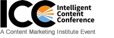 Logo Intelligent Content Conference