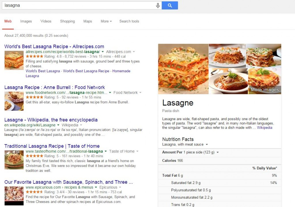 search_lasagna